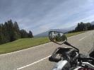 Kurz vor Immenstadt mit Blick auf die Alpen