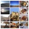 Abendspaziergang zum Strand mit Abendessen in der bekannten Strandbar La Bahía