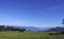 Aussicht ins Rheintal und den Walgau