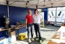 Das bewährte Gastro-Team Sabine und Beate