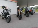 Motorräder sind gerüstet