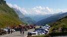 Traktorfest auf der Klausenpasshöhe