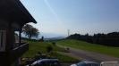 Aussicht von Ricken auf den Obersee vom Zürichsee