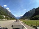 Richtung San Bernadino bei Leggia