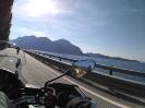 Heimfahrt am Lago Maggiore entlang