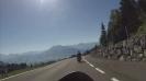 Bödelestrasse mit Blick in den Bregenzerwald