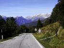 Am Colle Caprauna 1875m - direkt auf der Grenze zwischen Ligurien und Piemont