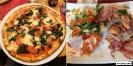 Pizza im Feldthurnerhof zum Abendessen
