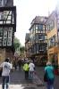 Schöne Fachwerkhäuser in Colmar