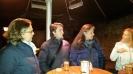 Gabriela, Sandra, Michaela und Sabine auf der Terrasse vom Schützenhaus in Feldkirch