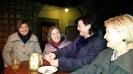 Lilian, Maggy, Beate und Jolanda beim Maronlan